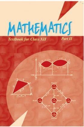NCERT Mathematics Part-II Textbook For Class-XII
