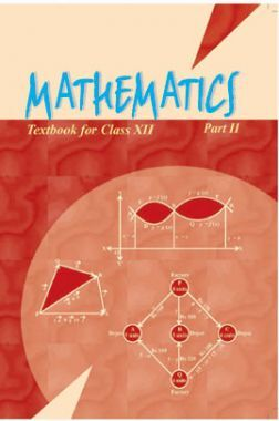 NCERT Mathematics Part-II Textbook For Class-XII