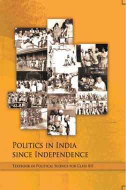 NCERT Politics In India Since Independence (Political Science) Textbook For Class-XII