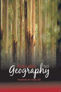 NCERT Practical Work in Geography Part-II Textbook For Class-XII