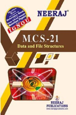 MCS-21, Data And File Structures