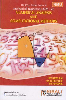 Numerical Analysis And Computational Methods