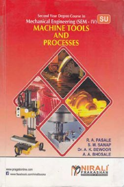 Machine Tools And Processes