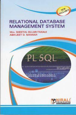 RDBMS (Relational Database Management System)