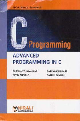 Advanced Programming In C