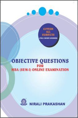 Objective Questions For MBA (Sem-I) Online Examination