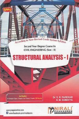 A Textbook Of Structural Analysis - I