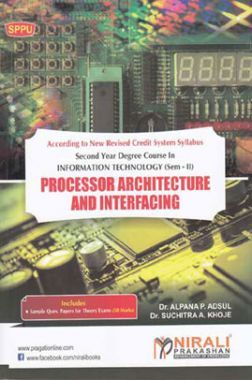Processor Architecture And Interfacing