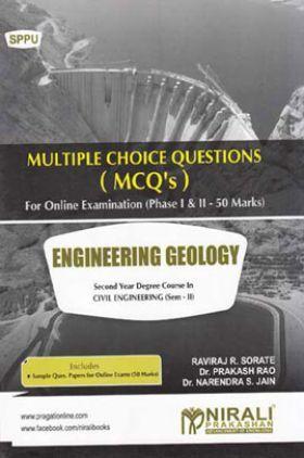 Engineering Geology (MCQ)