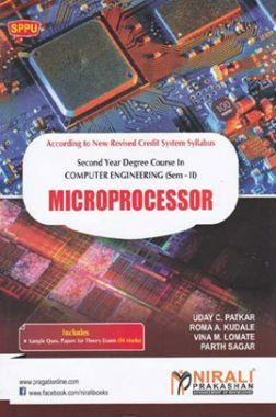 A Textbook Of Microprocessor