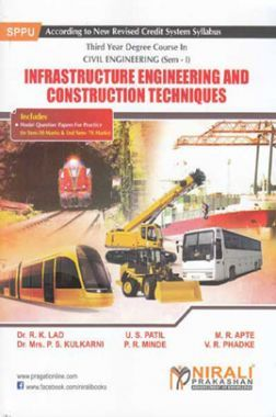 Infrastructure Engineering And Construction Techniques