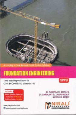 Download Foundation Engineering by Dr  Raviraj R  Sorate, Dr  Shrikant S   Jahagirdar, Satish B  More PDF Online
