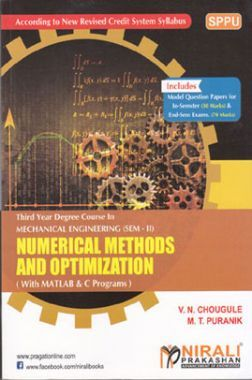 Numerical Methods And Optimization ( With Matlab Programs )