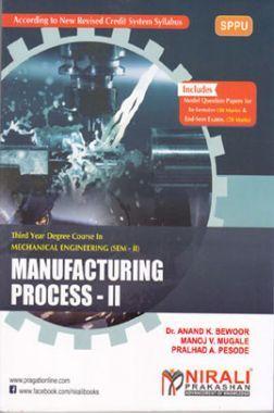 Manufacturing Process – II