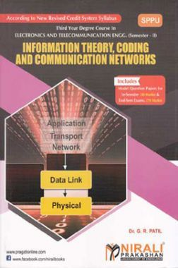 Information Theory, Coding And Communication Networks