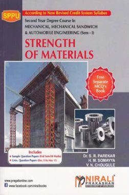A Text Book Of Strength Of Materials