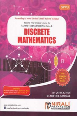 A Text Book Of Discrete Mathematics