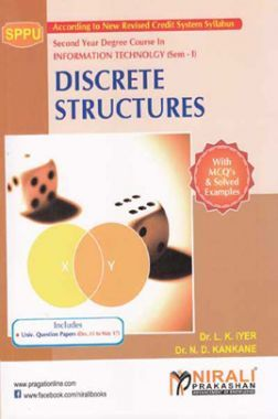 A Text Book Of Discrete Structures