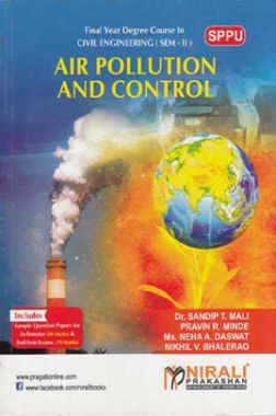 A Text Book Of Air Pollution And Control