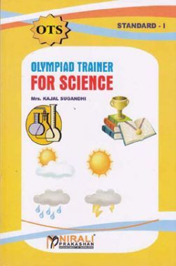 Olympiad Trainer For Science Standard - I