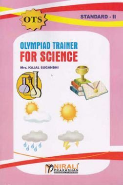 Olympiad Trainer For Science Standard - II