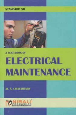 Download A Textbook Of Electrical Maintenance Paper - I & II by M  A   Chaudhari eBook Online