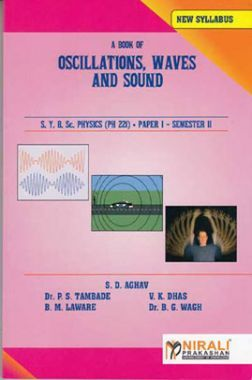 A Book Of Oscillations , Waves And Sound