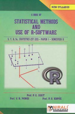 Statistical Methods And Use Of R-Software Statistics Paper – I