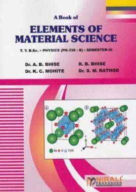A Book Of Elements Of Material Science