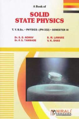 A Book Of Solid State Physics
