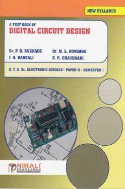 A Textbook Of Digital Circuit Design