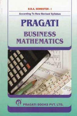 Business Mathematics For BBA First Semester
