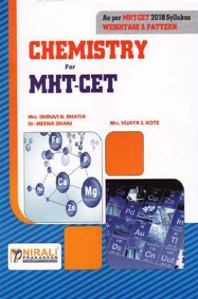 Chemistry Section - I & II MHT - CET (2018)