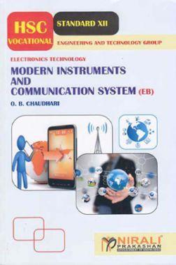 (HSC Vocational) Modern Instruments & Communication System Paper - 2