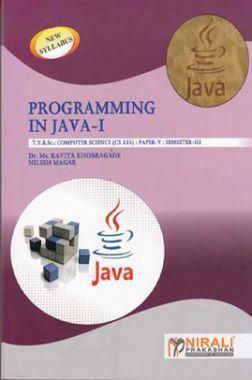 Programming In Java - I Paper - V