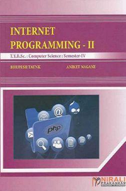 Internet Programming - II Paper - IV
