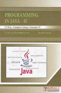 Programming In Java - II Paper - V