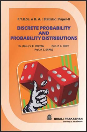 Discrete Probability And Probability Distributions Statistics Paper - II