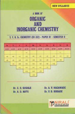 Organic And Inorganic Chemistry Paper - IV