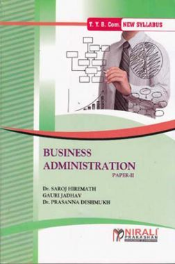Business Administration Paper - II