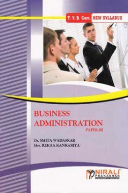 Business Administration Paper - III