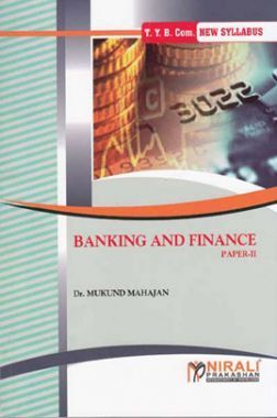 Banking And Finance Paper - II
