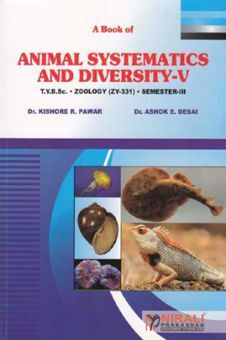 Animal Systematics And Diversity - V