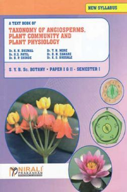 Taxonomy Of Angiosperms, Plant Community And Plant Physiology