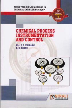 Chemical Process Instrumentation And Control (17561)