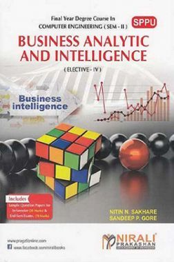 Business Analytic And Intelligence Elective - IV