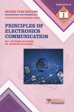 Principles Of Electronics Communication (22334)