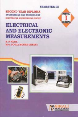 Electrical And Electronic Measurements (22325)