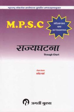 MPSC राज्यघटना Through Chart (In Marathi)