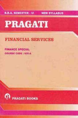 Financial Services (Finance Special : Paper III)